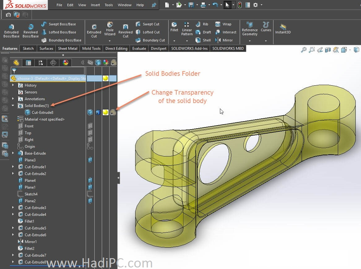 SolidWorks Crack 2019 Plus Keygen And Serial Key Free Download